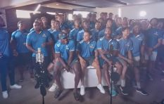 [WATCH] The boys can sing! Stormers and pals sing Johnny Clegg's The Crossing