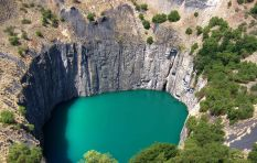 De Beers discusses Kimberley's Big Hole – one of the largest on the planet