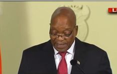Zuma: I have come to the decision to resign