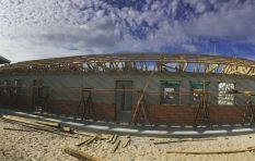 Inside the volunteer project that's rebuilding 3 Khayelitsha schools in 7 days
