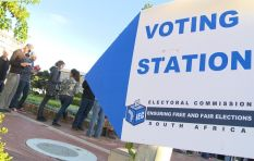 Maimane and Jordaan cast their votes in hotly contested metros