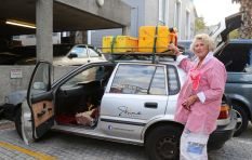 80-year-old Julia Albu all set for African adventure in 20-year-old Toyota