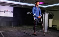Cancer survivor Musa Motha: 'Anything is possible if you believe'