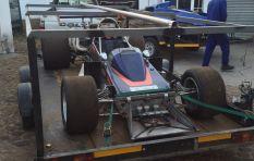 Police recover rare stolen F3 Reynard car