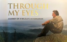 SA-born wildlife veterinarian captures his work and life journey in photo book