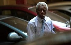 [LISTEN] Richard Baird recounts the night Judge Motata smashed into his wall