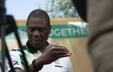 'Paul Mashatile's attitude demonstrates that he is fundamentally indecent'