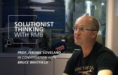 Solutionist Thinking: In Conversation with Jerome Loveland