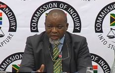 Gwede takes the stand at Zondo Commission