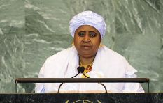Gambia's Vice President Isatou Njie Saidy has quit