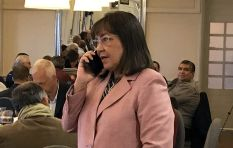 [WATCH] De Lille maintains SMS must be tested in a disciplinary hearing