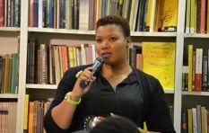 [LISTEN] Poet & cultural activist Vangile Gantsho recites the poem 'Little Girl'