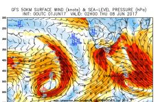 Massive storm set for Cape Town, bringing the rains