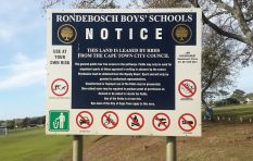 Rondebosch High boys use K-word in freestyle prose