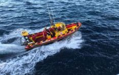 Search continues for the third man after boat capsizes near Simon's Town