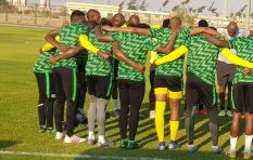 'It's now Bafana's turn to continue SA's winning spirit at Afcon qualifier'