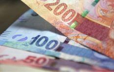 The rand… Pravin Gordhan speaks... De Beers on Kimberley's Big Hole…