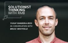 Solutionist Thinking: In Conversation with Yusuf Randera-Rees