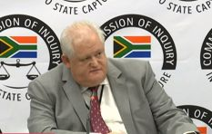 Agrizzi gives the Mokgoro Commission the cold shoulder fearing charges
