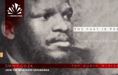 [LISTEN] Documentary unravels truth behind death of anti-apartheid activist