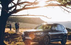 On your marks, get set and go with the BMW X3