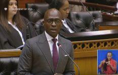 [LISTEN] DA objects to Gigaba delivering #Budget2018 speech after court order