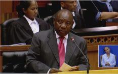 Twitter reacts to Ramaphosa's first speech as SA President