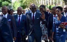 [LISTEN] Gigaba deliberately misled the public - Zwelinzima Vavi