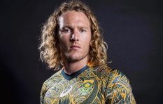 Check out BlitzBokke #Madiba100 jersey for Cape Town 7s