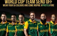 Mbalula, Lorgat upbeat ahead of today's Proteas sendoff