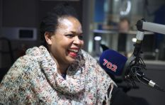 Art scratches on a possibility - Florence Masebe on playing Madam President