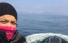 Meet SA's first woman submarine officer