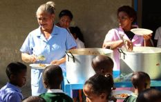 School feeding NGO helps feed hungry communities thanks to generous donations