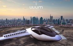 Naspers-owned Tencent invests in electric flying taxi company Lilium
