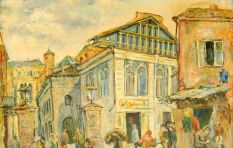 David Labkovski Project: teaching the Holocaust through art