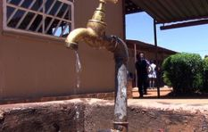 How hot and dry weather in Lesotho affects SA's water supply