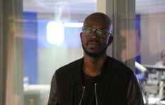 Did DJ Black Coffee receive special treatment for his traffic violation?
