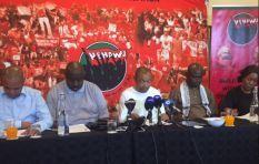 Nehawu calls on Zuma to resign, want Ramaphosa at the helm