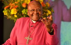 Archbishop Desmond Tutu supports the call for assisted death