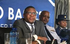 Police Minister Fikile Mbalula appoints Yolisa Matakata as acting Hawks head