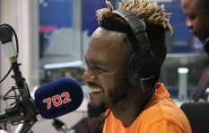 WATCH: Everyday I wake up feeling like a king, says Kwesta