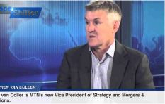 Meet Stephen van Coller, the corporate giant who is leaving Barclays for MTN