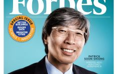 The world's richest doctor (worth R150bn) was born and raised in South Africa