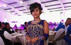 Heartbreaking farewell for 9-year-old Sadia