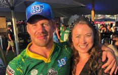 Former Lions rugby player describes surviving a stroke and some of the signs