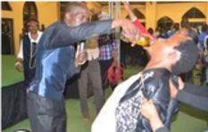 First grass, now petrol - pastor tells followers to drink fuel.