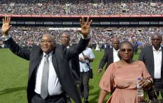 "[LISTEN] Caller says ""Jacob Zuma has us by the balls"""