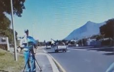 Cut-outs of traffic cops meant to have 'calming effect' on speeding CT motorists