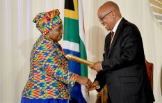 Dlamini-Zuma to officially join Parliament's back benches today