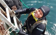CT teen proves skeptics wrong while making diving history